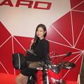 25 Ducati、ハイパーモタード ガール
