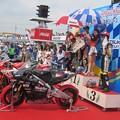 写真: 2 15 生形 秀之 エスパルスドリームレーシング GSX-MFD6