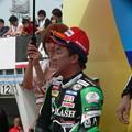 20 2013 J_GP2 51 高橋 英倫 PITCREW&松戸FLASH MZX-6R rd4 Tsukuba