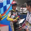 24 2013 J_GP2 31 野左根 航汰 ウェビックチームノリックヤマハ YZW_N6 rd4 Tsukuba
