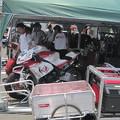 写真: 14 2013 J_GP2 634 浦本 修充 MuSASHiRTハルク・プロ HP6