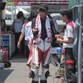 写真: 16 2013 J_GP2 634 浦本 修充 MuSASHiRTハルク・プロ HP6