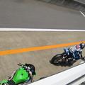 写真: 13 2013 J_GP2 12 中本 郡 レーシングチーム OutRun YZF-R6