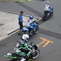 写真: 18 2013 J_GP2 12 中本 郡 レーシングチーム OutRun YZF-R6
