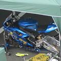 写真: 22 2013 J_GP2 12 中本 郡 レーシングチーム OutRun YZF-R6