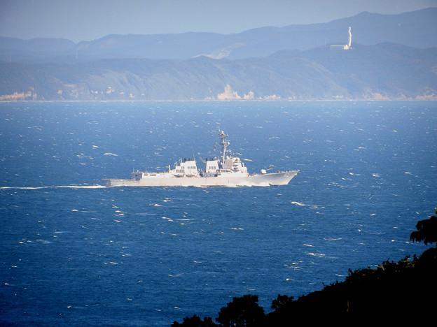 US NAVY USS Lassen DDG82
