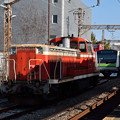 Photos: DE10 1556とE233系