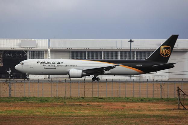 UPS B767