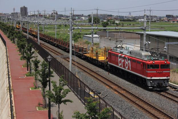 EF81-95+ロンチキ