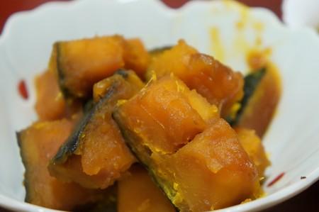 ほっこり南瓜の煮物