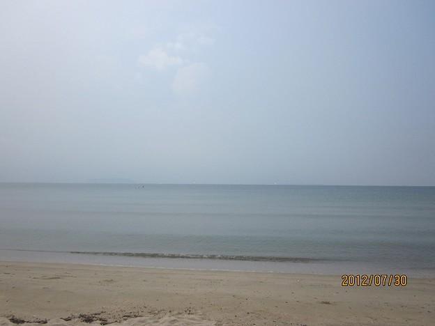 Photos: 夏の海・ひびき灘