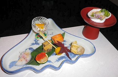 星野リゾート 界 加賀 夕食