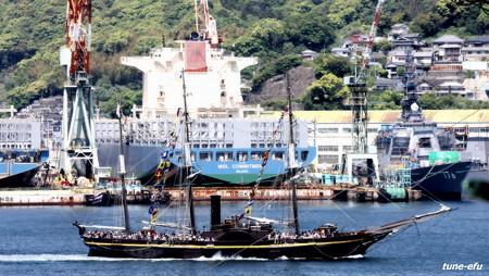 港が見える場所3