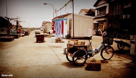 漁港の風景02