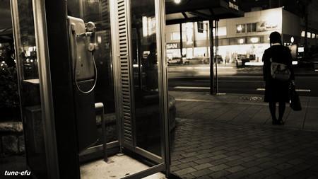 電話ボックスの夜#7