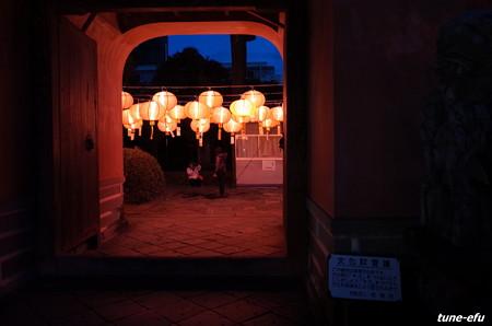 唐寺の夜#1