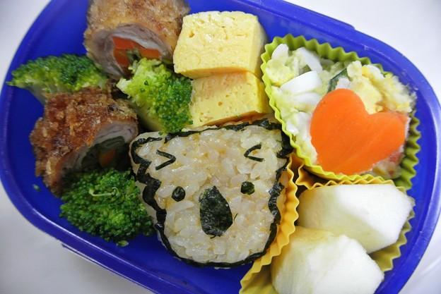 写真: 「コアラのマーチくん弁当」