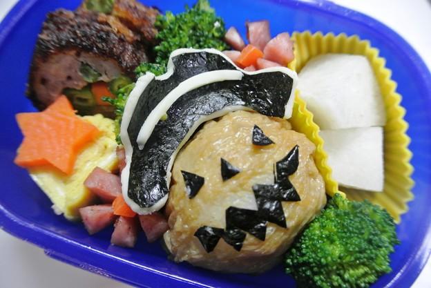 写真: 10月29日(火)「ジャックおいなりさん弁当」