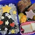 写真: 2013_12_06 「クリスマスツリー弁当」
