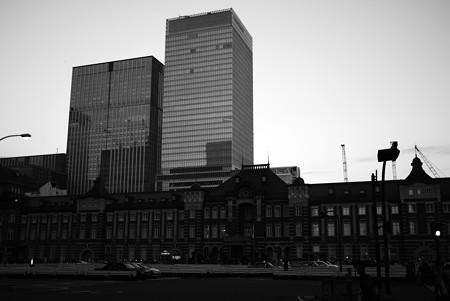 東京駅今昔(4)