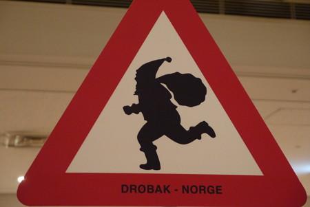 Drøbak Norage(サンタの住む町)