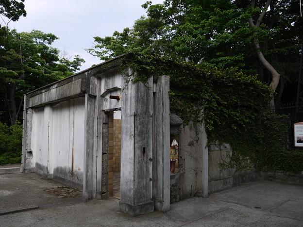 旧フランス領事官邸遺構