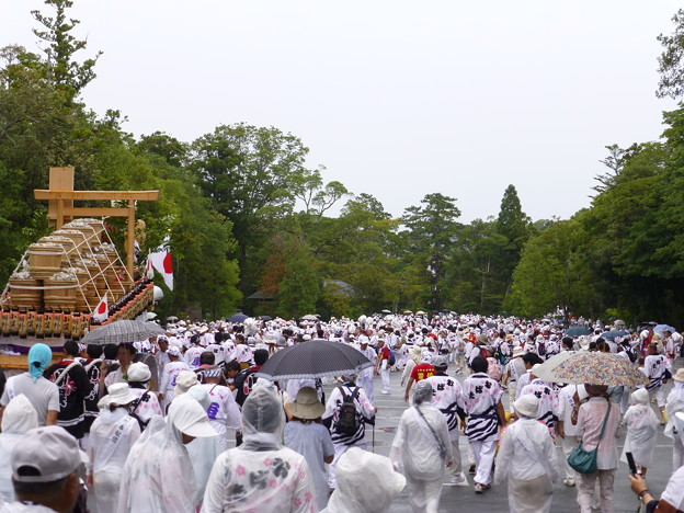 小俣町奉献団#3