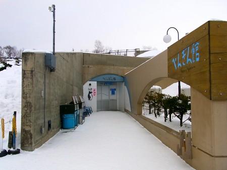 20140124 旭山 ぺんぎん館01