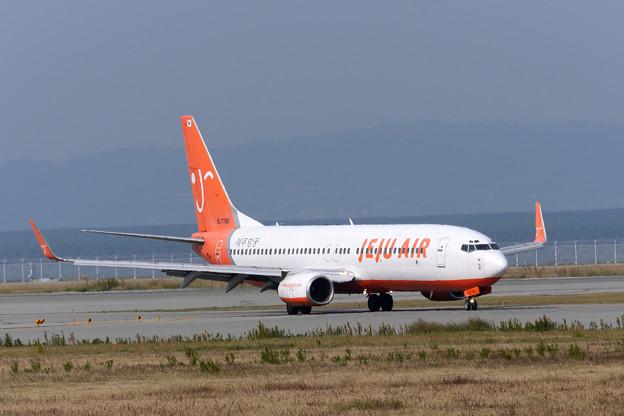 秋のB3コレクション・済州航空