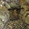 写真: ホリノオ6号墳羨道