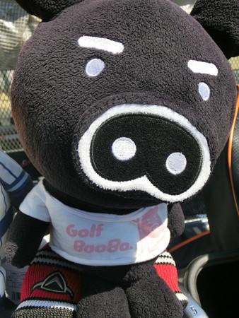 BooBo ゴルフヘッドカバー