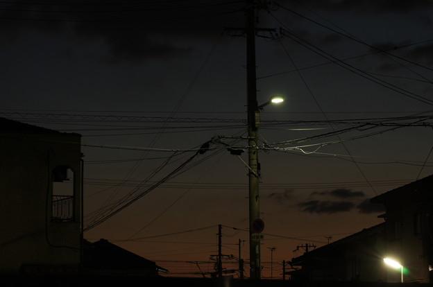 夜明けの気配(Sign of dawn) 2