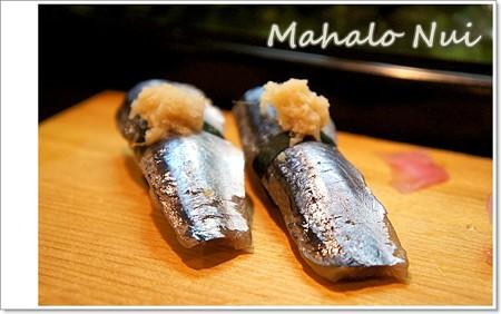 さんまのお寿司