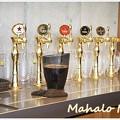 写真: 沢山のビールサーバー