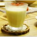 写真: とうもろこしの冷製スープ