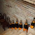 Photos: シャンパン行列