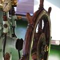 Photos: 1740_退役の舵