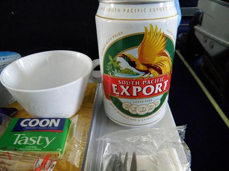 パプアのビール