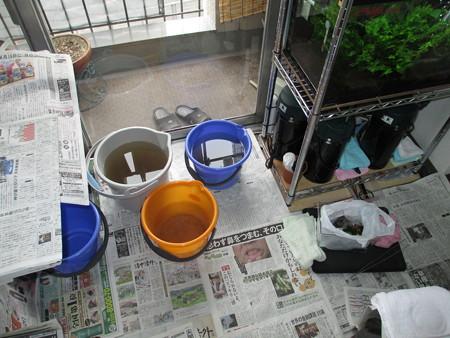 20121129 掃除の様子