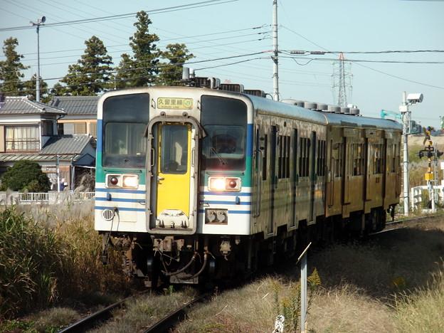久留里線キハ38&30系