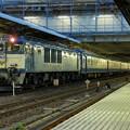 写真: EF64寝台特急あけぼの 大宮駅