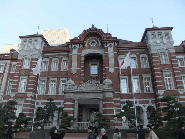 東京駅丸の内駅舎?