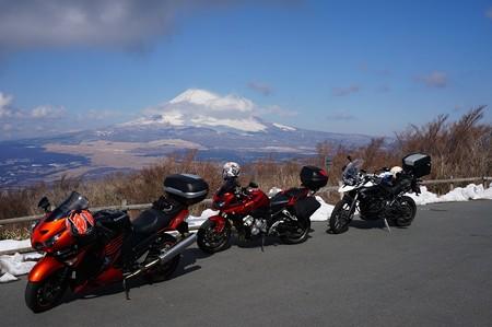 三国峠(バイク)