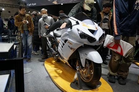 カワサキ ZZR-1400