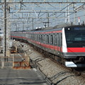 京葉線E233系5000番台 ケヨ518編成