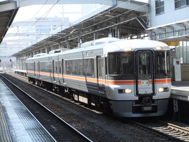 東海道線373系 F9編成