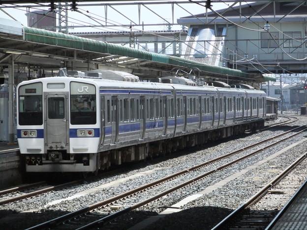 水戸線415系1500番台 K529編成