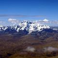 写真: アンデス山脈