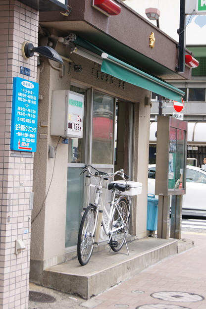 亀有駅北口交番