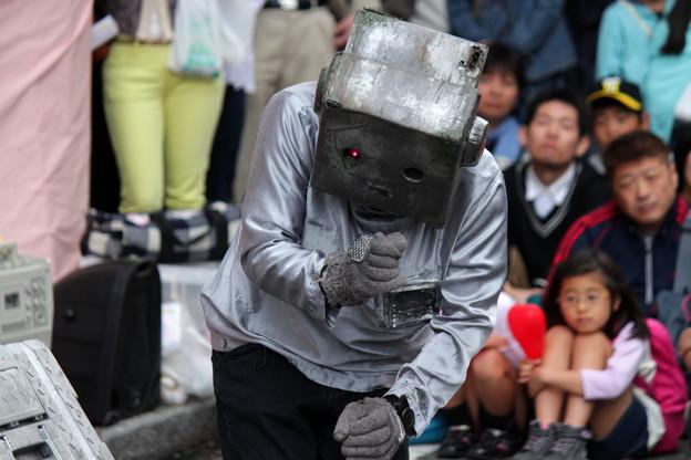 野毛大道芸 2013年4月 -5